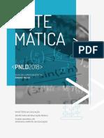 Guia PNLD 2018 Matematica