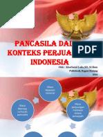 PANCASILA_Bab 3_ Pancasila Dalam Konteks Sejarah