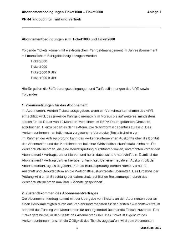 Niedlich Abonnementvertragsvorlage Galerie - Beispiel Wiederaufnahme ...