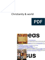 Christianity & World