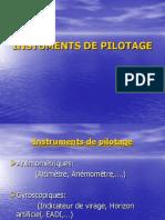 Instruments de Pilotage