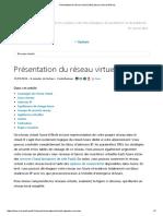 Présentation Du Réseau Virtuel (VNet) Azure _ Microsoft Docs