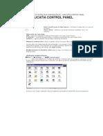 3-Aplicatia Control Panel.docx