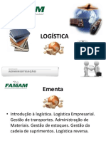 LOGÍSTICA 2013-1