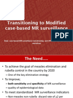 07b Transitioning to Case-based MR Surveillance