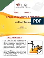 Ayuda 1 Sem 1 Comunicación en El Trabajo