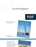 Navigation and Position
