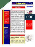 Boletín Informativo FRENTE FRANCISCO DE MIRANDA
