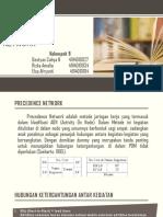 W9 Precedence Network Kel.9