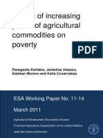 Esa Working Paper 2011