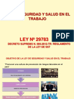 Sesion 03, Ley y Reglamento Sst -Ley 2978
