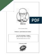 Psicanálise - Apostila Cefet 2007- Freud - 24-4-2016