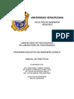 Manual de Prácticas (Labo Fisicoquimica)