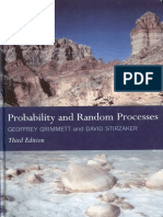 Geoffrey R. Grimmett, David R. Stirzaker-Probability and Random Processes-Oxford University Press (2001)