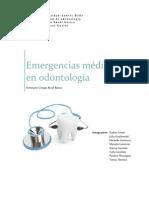Emergencias Medicas en La Odontologia