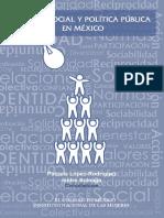 Capital social y política pública en México.pdf