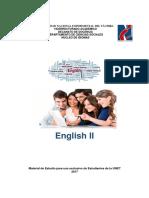 Guía Inglés 2 2017