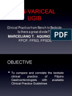 Clinical Practice From Bench to Bedside_Is There a Great Divide by Dr Marceliano T Aquino Jr