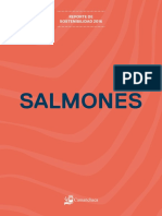 Salmones Camanchaca Reporte de Sostenibilidad 2016