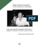 A Construção Social Do Mercado Em Durkheim e Weber - Análise Do Papel Das Instituições Na Sociologia Econômica Clássica