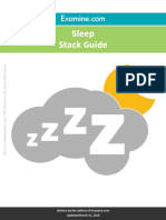 Examine.com Sleep Supplement Stack