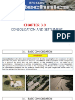 Chapter 3- Consolidation and Settlement 2