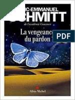 La vengeance du pardon - Eric-Emmanuel Schmitt (Rentrée Littéraire 2017).epub
