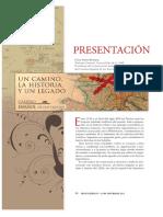 El Camino Español de Los Tercios