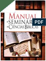 MANUAL DO SEMINÁRO DE CIENCIAS BÍBLICAS Sociedade Bíblica do Brasil 2008 114pp.pdf