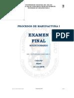 Examen Final 24-Julio-2009 Procesos i