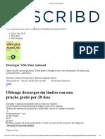 Choose a Plan _ Scribd VBA