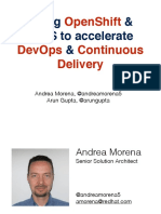Devops Continuous Delivery