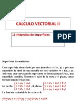 Cálculo Vectorial II