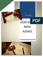 VENTA DE BIEN AJENO-CUATRO B.docx