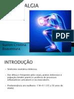 Fibromialgia - Atuação Da Fisioterapia