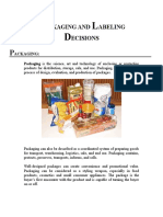 18789040-Packaging-and-Labeling-Decisions.doc