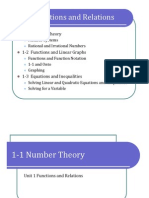 1-1 Number Theory (Presentation)
