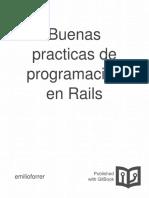 Buenas Practicas de Programacion en Rails