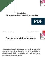 3 - Gli Strumenti Dell'Analisi Normativa