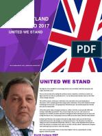 UKIP Scotland Manifesto 2017