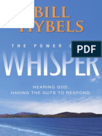 Power of a Whisper by Bill Hybels, Excerpt