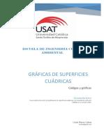 Graficas Superficies Cuádricas en Matlab