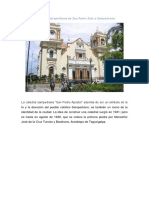 Destinos a Visitar en San Pedro Sula