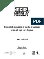 2011 Proyecto Doc Casos DF Ariari