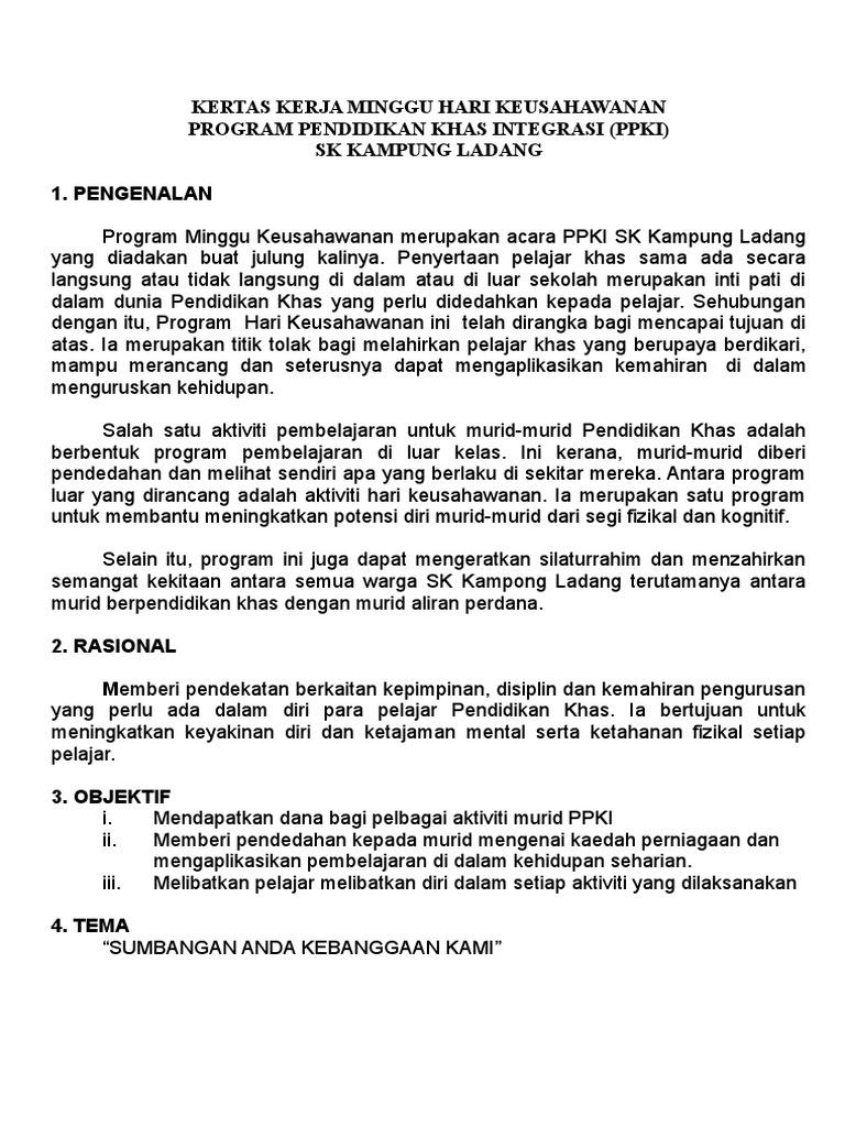 Senarai Sekolah Program Pendidikan Khas Integrasi Kuala Lumpur