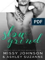 Slow Grind (Men of Mornington B - Missy Johnson