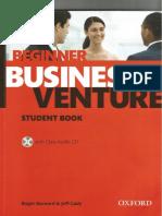 Business Venture 1 Unit 1 to 9 Beginner