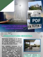 Arquitectura Moderna Grupo 6