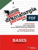 Bases Dramaturg i a 2017