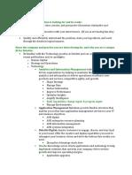Deloitte Case Study Notes (1)